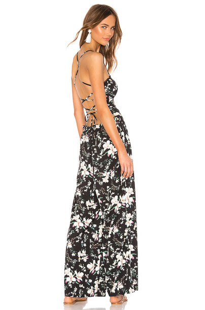 Agua Bendita Margaret Jumpsuit in black