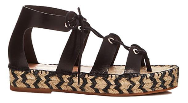 shoes cut out shoes espadrilles
