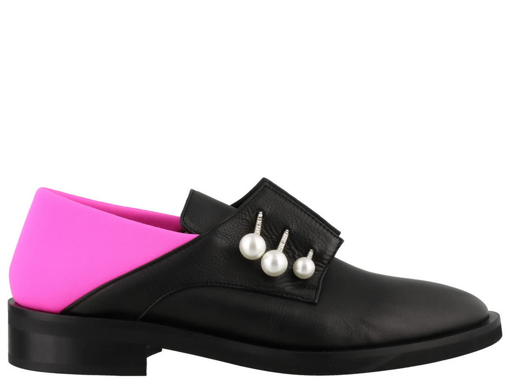 Coliac Gino Laced Up Shoes in black