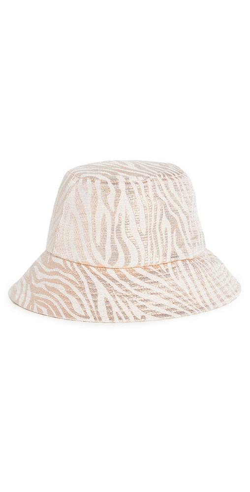 Eugenia Kim Toby Hat in gold
