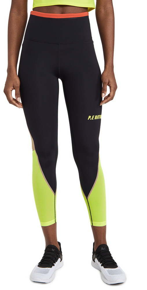 P.E NATION Opponent Leggings in black