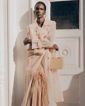 bag,coat,dress