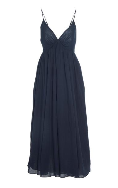 Loup Charmant Adelaide Cotton Midi Dress Size: XS