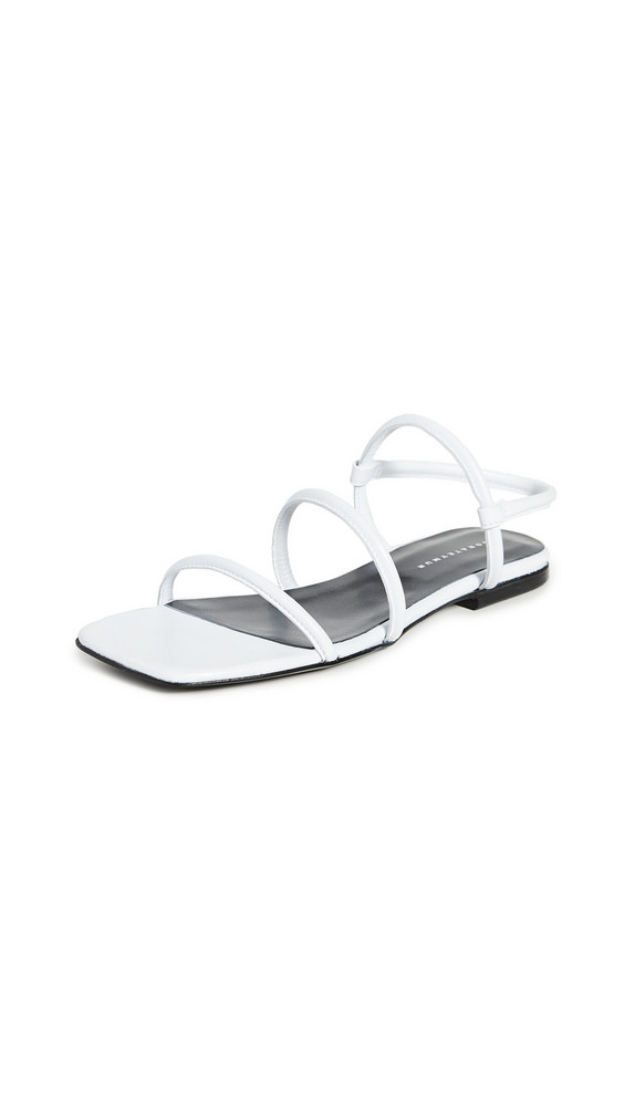 Dorateymur Easy Sandals in white