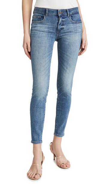 DL DL1961 Emma Low Rise Skinny Jeans