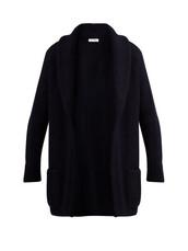 cardigan,navy,silk,sweater