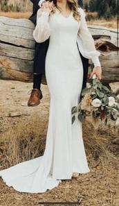 dress,white,white dress,wedding dress,wedding