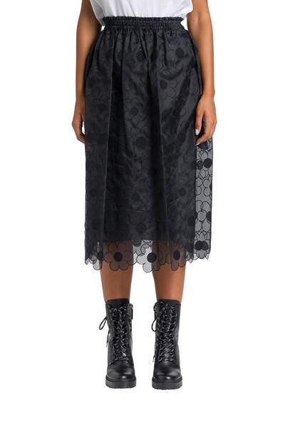 Moncler Genius Tulle Skirt By Simone Rocha in nero