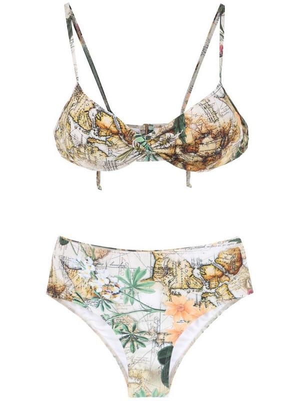 Lygia & Nanny Veronica bikini set
