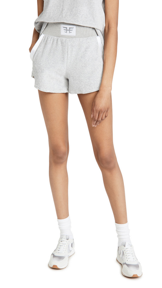 Heroine Sport Boost Shorts in grey