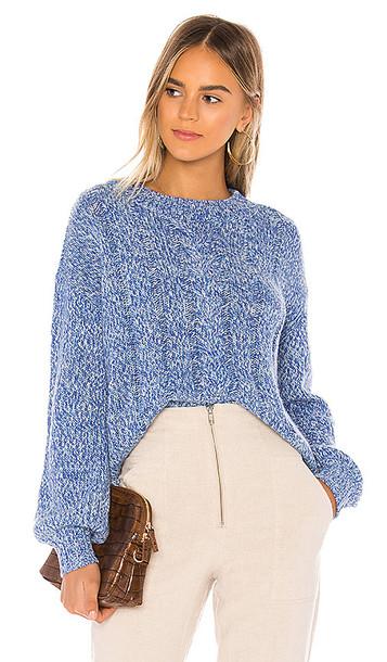 Tularosa Stormi Sweater in Blue