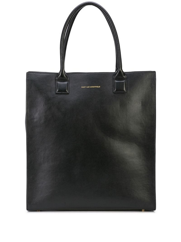 WANT Les Essentiels Aberdeen structured tote in black