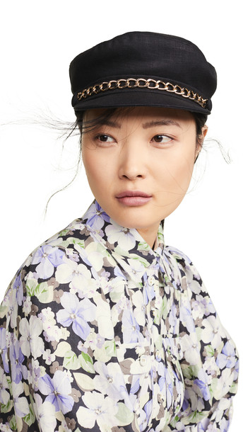 Eugenia Kim Marina Hat in black