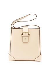 bag,shoulder bag,leather,beige