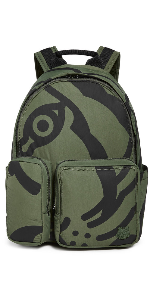 KENZO K-Tiger Backpack in tan