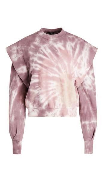 En Saison Tie Dye Sweatshirt in multi