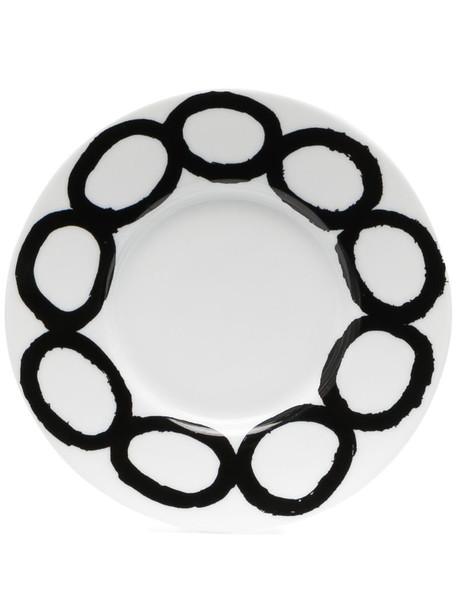 10 CORSO COMO ring print plate in white