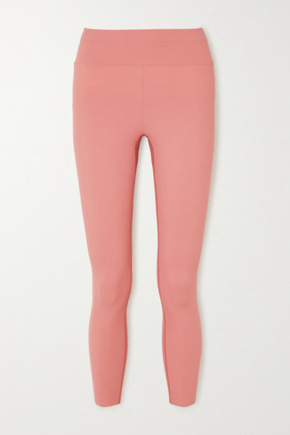 Vaara - Millie Stretch Leggings - Pastel pink