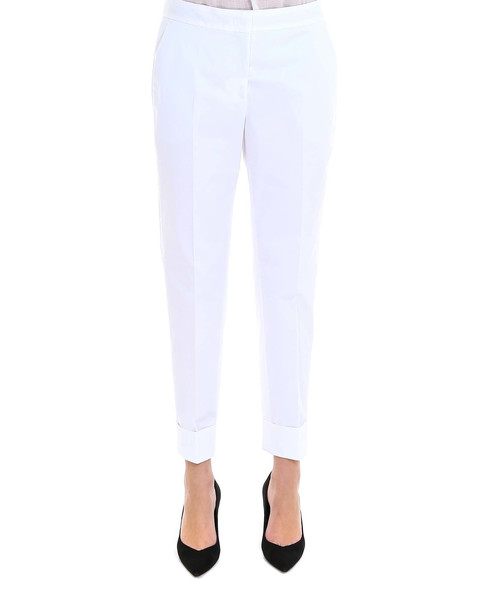 PT01 Andrea Trousers in white