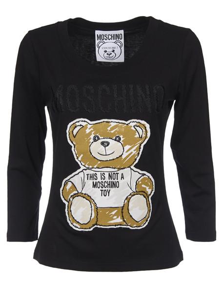 Moschino Sweater in black