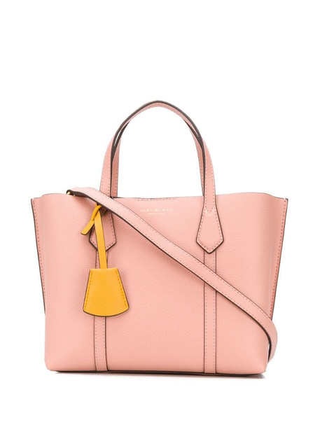 Tory Burch small Perry tote bag in pink