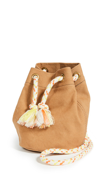 Madewell The Canvas Transport Convertible Crossbody Bag in multi