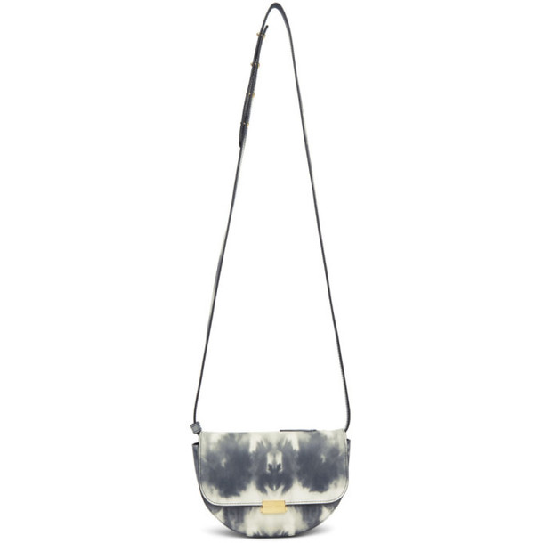 Wandler Black and White Thundercloud Anna Pouch