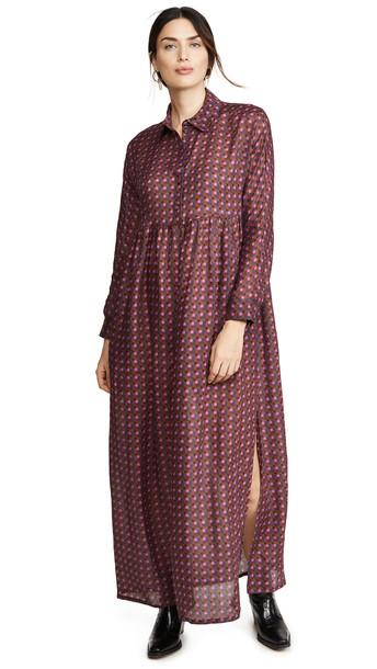 Rachel Comey Taviani Dress in purple