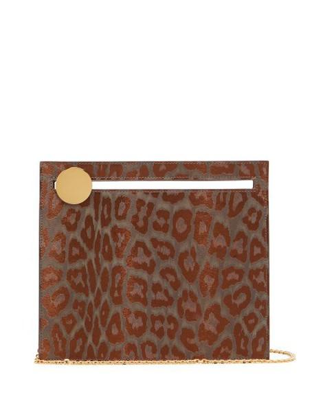 Bienen-davis - Max Leopard Print Bag - Womens - Leopard