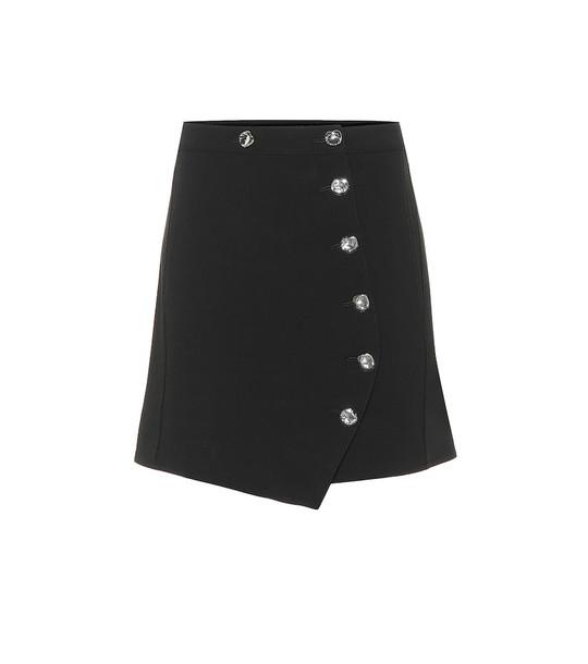 Tibi Anson miniskirt in black