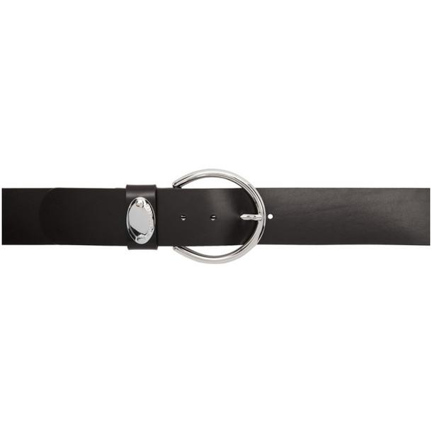 Isabel Marant Black Zoy Belt