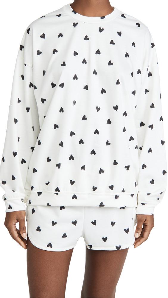 Onzie Boyfriend Sweatshirt in black
