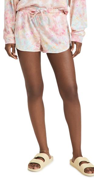 Onzie Divine Shorts in rose