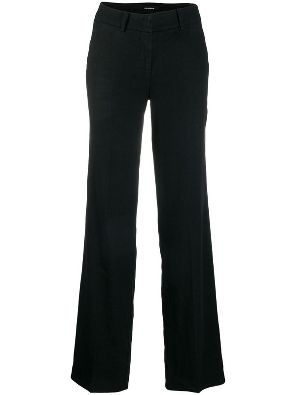 Cambio relaxed fit trousers in black