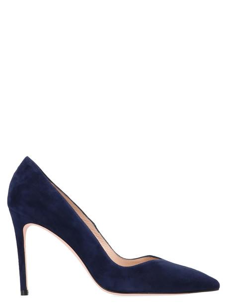 Stuart Weitzman 'anny' Shoes in blue