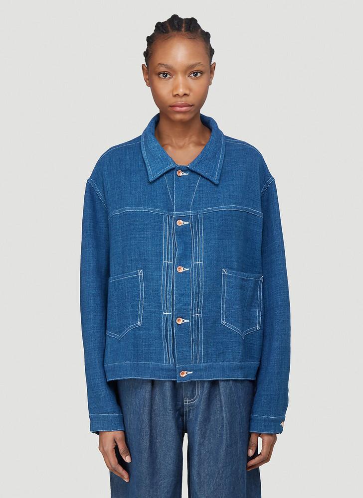 Story Mfg. Story Mfg. Sundae Jacket in Blue size S