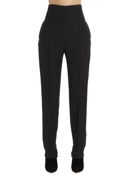 Alexandre Vauthier Pants in black