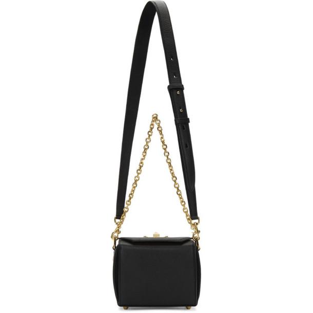 Alexander McQueen Black Box Bag 16 Bag