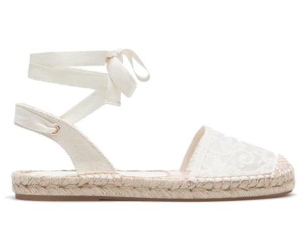 shoes white shoes wedding shoes wedding accessories espadrilles