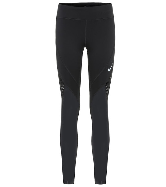 Nike Epic Lux leggings in black