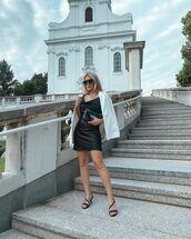dress,mini dress,date outfit,slip dress,sandals,bag