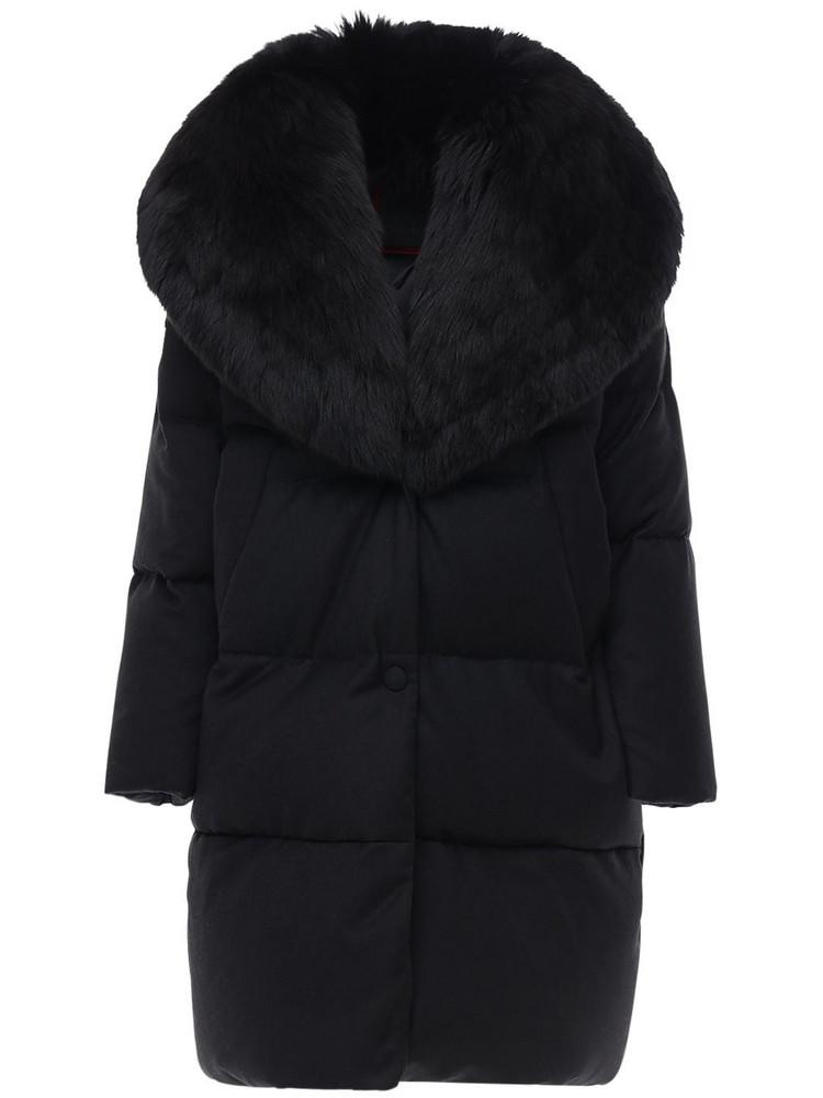 TATRAS Tramontana Down Jacket in black