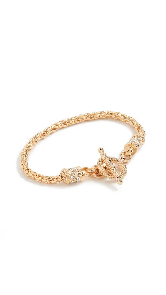 GAS Bijoux Bracelet Maglia in gold