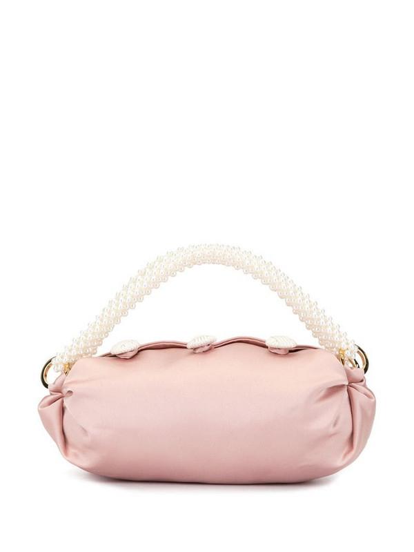 0711 small Nino tote bag in pink