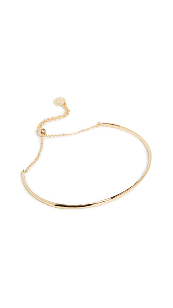 Gorjana Taner Bar Bracelet in gold