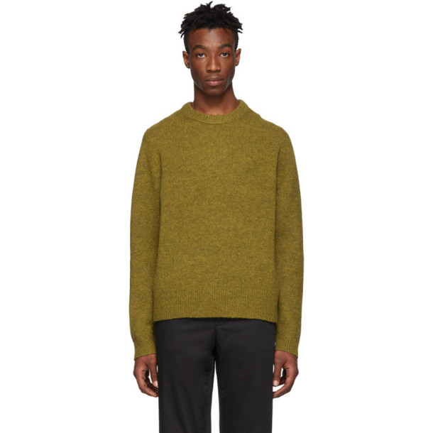 Acne Studios Green Kai Sweater