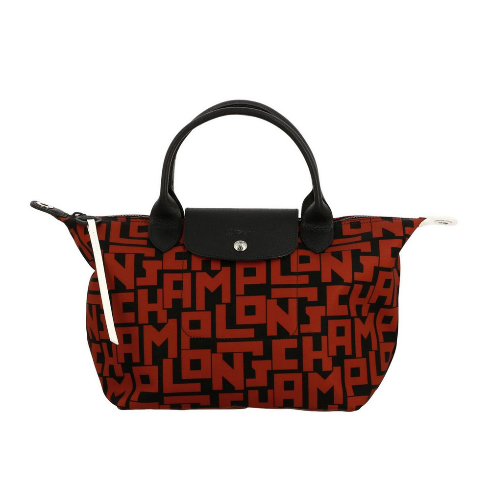 Longchamp Handbag Shoulder Bag Women Longchamp in red