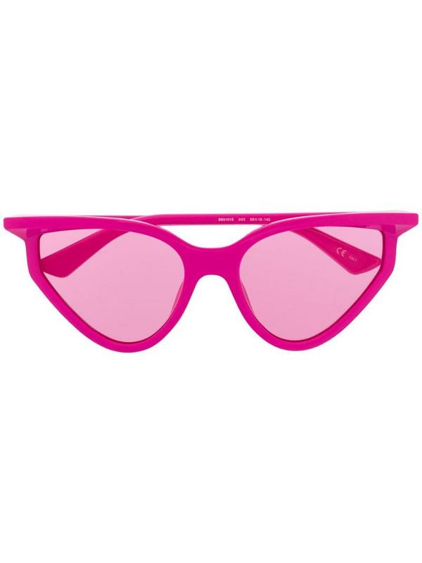 Balenciaga Eyewear Cat sunglasses in pink