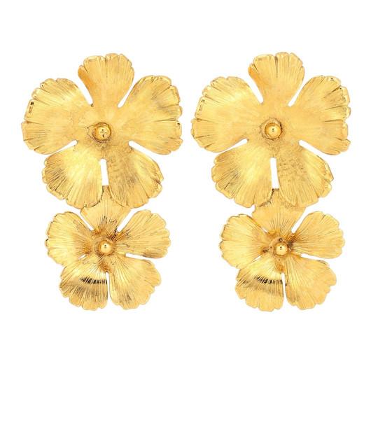Jennifer Behr Collette earrings in gold