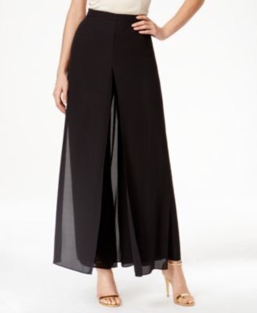 pants palazzo pants black trousers